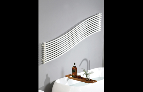 White Wave - Radiator