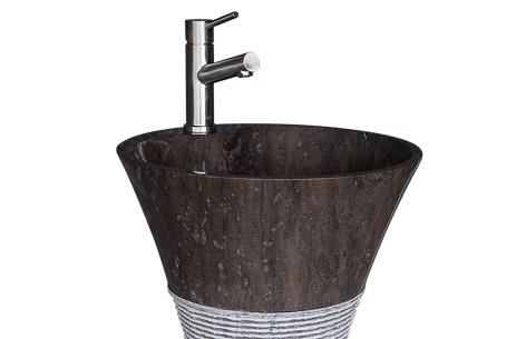 Stenhåndvask Bari