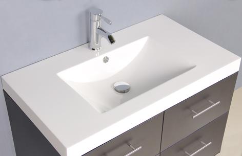 Hypermoderne Clara bademøbel HB-55