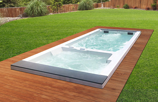 Elegant Pool og Swimspa