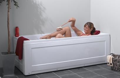 Badekar | Stort udvalg af design badekar til alle behov